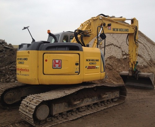 Product picture New Holland E225BSR Crawler Excavator Service Repair Manual Download