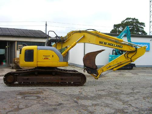 Product picture NEW HOLLAND E235SR EXCAVATOR SERVICE REPAIR MANUAL DOWNLOAD
