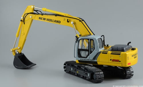 Product picture NEW HOLLAND E215B, E215BLC HYDRAULIC EXCAVATOR SERVICE REPAIR MANUAL DOWNLOAD