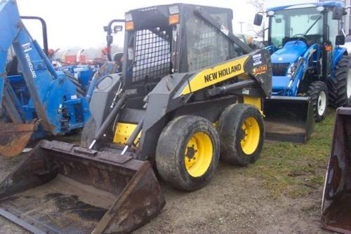 Product picture NEW HOLLAND L140, L150 SKID STEER LOADER SERVICE REPAIR MANUAL DOWNLOAD